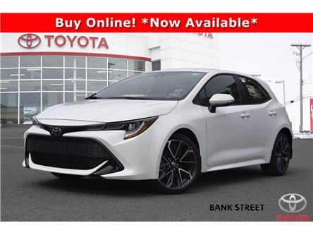 2021 Toyota Corolla Hatchback Base (Stk: 19-29416) in Ottawa - Image 1 of 23