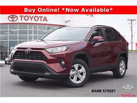 2021 Toyota RAV4 XLE (Stk: 19-29405) in Ottawa - Image 1 of 23