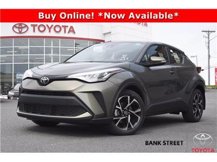 2021 Toyota C-HR XLE Premium (Stk: 19-29187) in Ottawa - Image 1 of 24