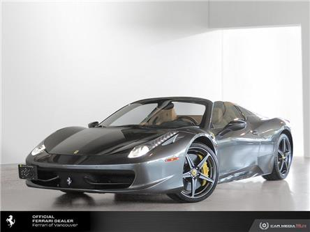 2013 Ferrari 458 Base (Stk: C0153) in Vancouver - Image 1 of 10