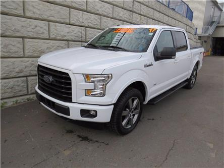 2017 Ford F-150 XLT, 4X4, Keyless Entry, AC and more (Stk: D10846P) in Fredericton - Image 1 of 18