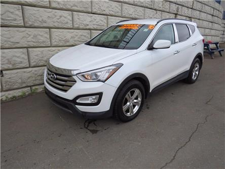 2016 Hyundai Santa Fe Sport Premium, Heated Seats, Remote Entry, AC (Stk: D10732A) in Fredericton - Image 1 of 10