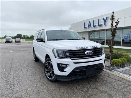 2021 Ford Expedition Max Limited (Stk: ED27804) in Tilbury - Image 1 of 19