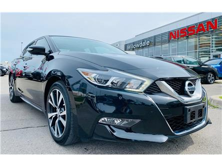 2016 Nissan Maxima SL (Stk: C35910) in Thornhill - Image 1 of 21
