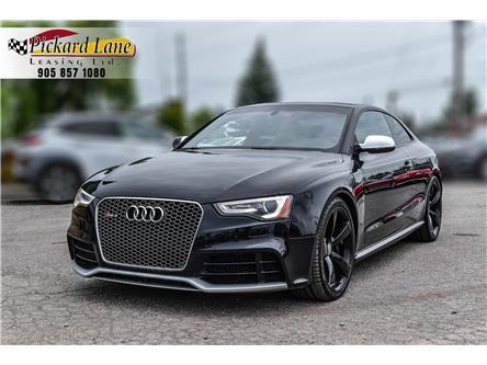 2014 Audi RS 5 4.2 (Stk: 000070) in Bolton - Image 1 of 17