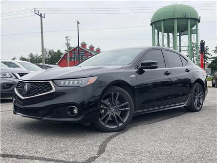 2018 Acura TLX Tech A-Spec (Stk: 6434) in Stittsville - Image 1 of 16