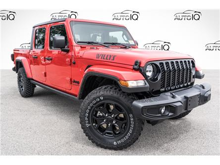 2021 Jeep Gladiator Sport S (Stk: 35187D) in Barrie - Image 1 of 23