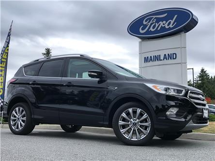 2018 Ford Escape Titanium (Stk: P64462) in Vancouver - Image 1 of 30