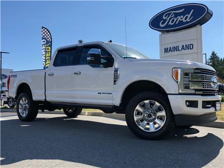 2019 Ford F-350 Platinum (Stk: P78741) in Vancouver - Image 1 of 30
