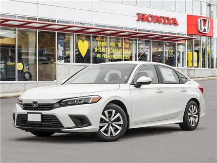 2022 Honda Civic LX (Stk: 3N00190) in Vancouver - Image 1 of 23