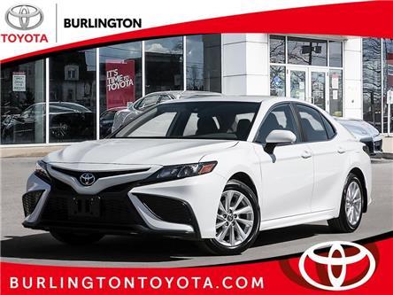 2021 Toyota Camry SE (Stk: 213026) in Burlington - Image 1 of 23