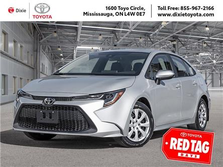 2021 Toyota Corolla LE (Stk: D211662) in Mississauga - Image 1 of 21