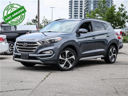 2017 Hyundai Tucson SE (Stk: 218579B) in Burlington - Image 1 of 14