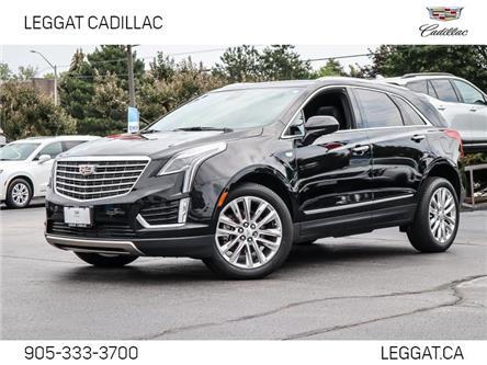2018 Cadillac XT5 Platinum (Stk: 219654A) in Burlington - Image 1 of 23