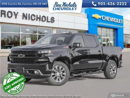 2021 Chevrolet Silverado 1500 RST (Stk: X484) in Courtice - Image 1 of 23