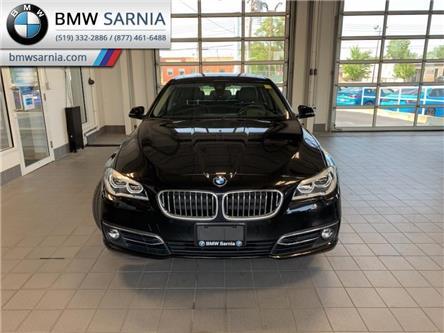 2015 BMW 535i xDrive (Stk: BU907) in Sarnia - Image 1 of 10