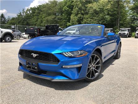 2019 Ford Mustang EcoBoost (Stk: FP21424A) in Barrie - Image 1 of 18