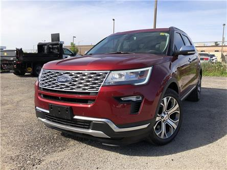2018 Ford Explorer Platinum (Stk: P9439A) in Barrie - Image 1 of 22