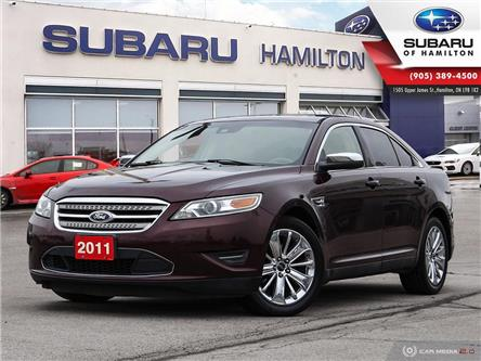 2011 Ford Taurus Limited (Stk: S8615A) in Hamilton - Image 1 of 28