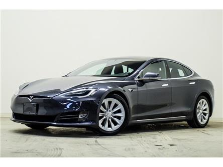2017 Tesla Model S 75D (Stk: T19691AA) in Vaughan - Image 1 of 24
