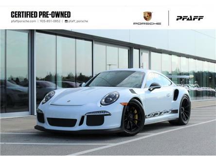 2016 Porsche 911 GT3 RS (Stk: U9816A) in Vaughan - Image 1 of 30