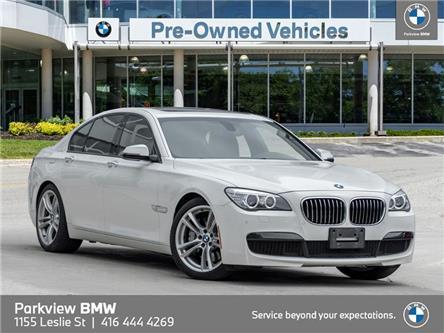 2013 BMW 750  (Stk: PP10003) in Toronto - Image 1 of 24