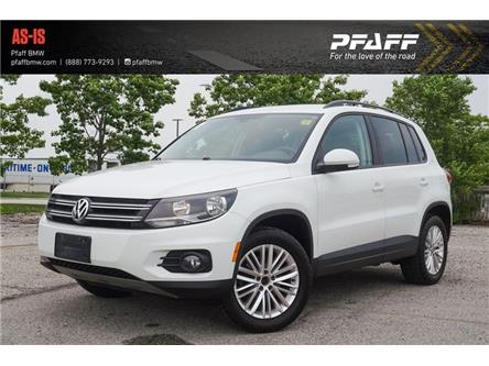 2015 Volkswagen Tiguan Special Edition (Stk: 24079AA) in Mississauga - Image 1 of 22