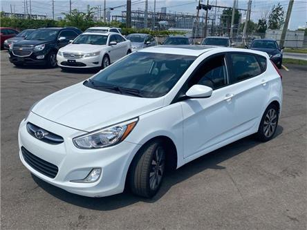 2017 Hyundai Accent SE (Stk: P1676) in Woodstock - Image 1 of 8