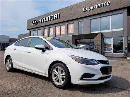 2017 Chevrolet Cruze LT Auto (Stk: N1429A) in Charlottetown - Image 1 of 10