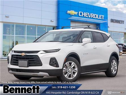 2021 Chevrolet Blazer LT (Stk: 210874) in Cambridge - Image 1 of 23