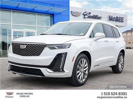 2021 Cadillac XT6 Premium Luxury (Stk: 234352) in Goderich - Image 1 of 28