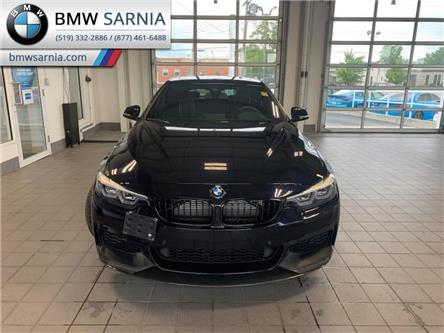 2018 BMW 440i xDrive Gran Coupe (Stk: BU909) in Sarnia - Image 1 of 10