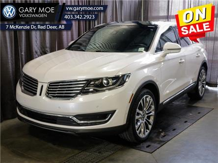 2018 Lincoln MKX Reserve AWD (Stk: 1GF4642A) in Red Deer County - Image 1 of 24