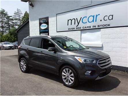 2017 Ford Escape Titanium (Stk: 210602) in Kingston - Image 1 of 23
