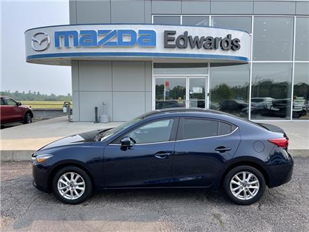 2018 Mazda Mazda3 GS (Stk: 22717) in Pembroke - Image 1 of 19