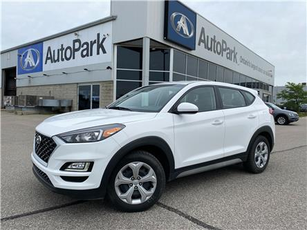 2019 Hyundai Tucson Essential w/Safety Package (Stk: 19-45810JB) in Barrie - Image 1 of 27