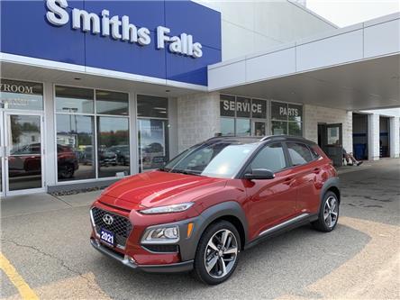 2021 Hyundai Kona 1.6T Trend (Stk: 10405) in Smiths Falls - Image 1 of 14