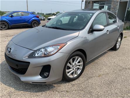 2012 Mazda Mazda3 GS-SKY (Stk: Hk443) in Pickering - Image 1 of 11