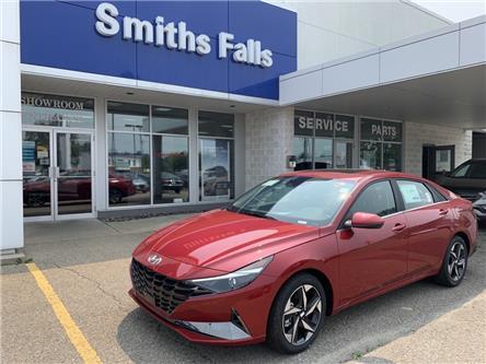 2021 Hyundai Elantra Ultimate (Stk: 10458) in Smiths Falls - Image 1 of 14