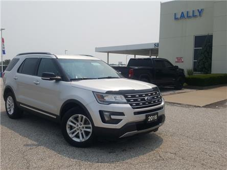 2016 Ford Explorer XLT (Stk: S7023A) in Leamington - Image 1 of 30