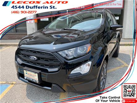 2019 Ford EcoSport SES (Stk: 303336) in Toronto - Image 1 of 17