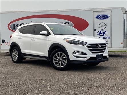 2017 Hyundai Tucson Premium (Stk: 00U021) in Midland - Image 1 of 14