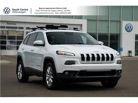 2015 Jeep Cherokee Limited (Stk: 00253A) in Calgary - Image 1 of 44