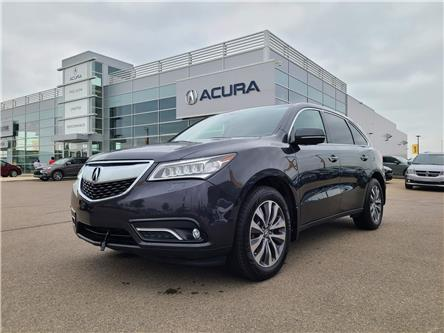 2015 Acura MDX Navigation Package (Stk: A4488) in Saskatoon - Image 1 of 18