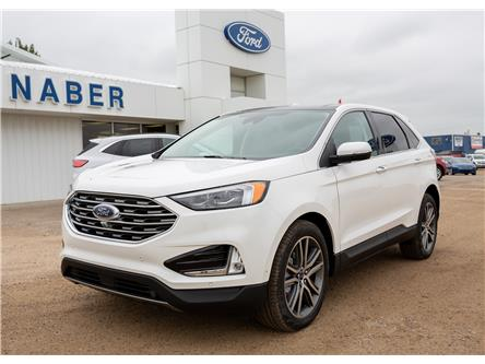 2021 Ford Edge Titanium (Stk: N37236) in Shellbrook - Image 1 of 22