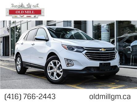 2021 Chevrolet Equinox Premier (Stk: M6106404) in Toronto - Image 1 of 25