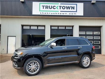 2018 Jeep Grand Cherokee Summit (Stk: T0467) in Smiths Falls - Image 1 of 26