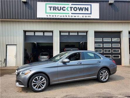 2018 Mercedes-Benz C-Class Base (Stk: T0485) in Smiths Falls - Image 1 of 21