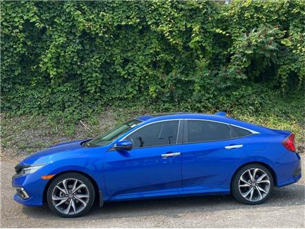 2019 Honda Civic Touring (Stk: N0042A) in London - Image 1 of 26