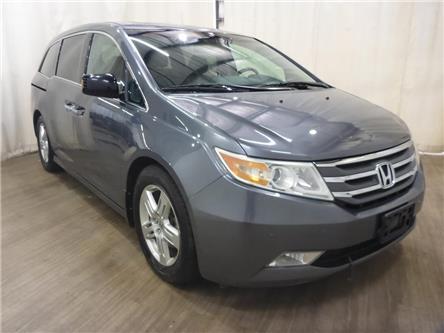 2011 Honda Odyssey Touring (Stk: 21062379) in Calgary - Image 1 of 29